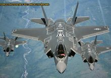 Pentagon will send more than 50 F-35s to Europe to deter Russia