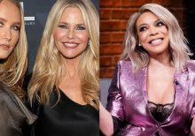 Sailor Brinkley-Cook jabs Wendy Williams for 'spewing hatred' after saying Christie faked her 'DWTS' injury