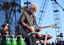 Grateful Dead's Bob Weir on how he stays 'ripped' at 72