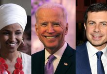Ilhan Omar laments 'tragic' thought of Biden or Buttigieg as 2020 nominee