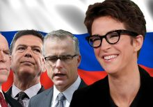Flustered Rachel Maddow defends Russia investigation as Durham probe shifts to criminal inquiry