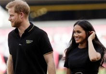 Meghan Markle, Prince Harry photo removed from Buckingham Palace table