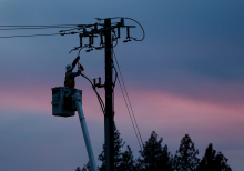 California utility PG&E could cut power to 850,000 households over 'historic wind event'