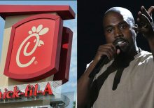 Kanye West's Chick-fil-A-inspired song gets fiery response from Burger King