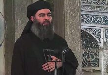 Washington Post publishes al-Baghdadi headline referring to ISIS leader as 'austere religious scholar'