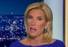 Ingraham reacts to Trump being booed during the World Series