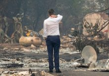 California Chaos: Gov. Gavin Newsom grapples with wildfires, blackouts and more