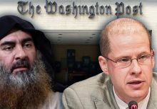 Washington Post's Max Boot deletes sentence he says 'unintentionally' painted al-Baghdadi as courageous