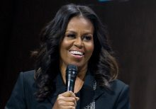 Michelle Obama says whites 'still running' away from minorities, immigrants