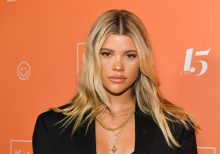 Sofia Richie slammed as 'tone deaf' over Instagram caption amid California wildfires
