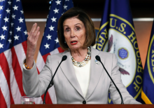 Nancy Pelosi targeted in ethics complaint filed by 40 conservative groups