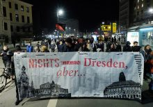 German city of Dresden declares it has 'Nazi emergency'