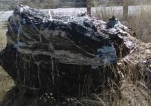 Arizona 'Wizard Rock,' missing 1-ton boulder, mysteriously returns