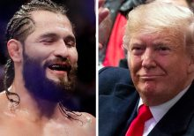 Trump praises UFC fighter Jorge Masvidal who called president a 'bad motherf-----' in video