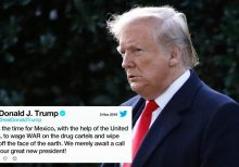 James Carafano: Mexican ambush –Trump and Obrador must take on the cartels (they can win this one)