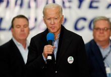Joe Biden accuses Elizabeth Warren of 'elitism'