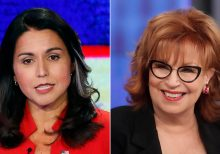 Tulsi Gabbard confronts Joy Behar over 'useful idiot' label, Hillary's 'Russian asset' claim