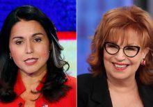Tulsi Gabbard confronts Joy Behar over 'useful idiot' label, Hillary's 'Russian asset' claim