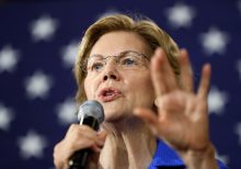 Surging Warren gets 'Squad' member's backing as she fends off Dem rivals, billionaires