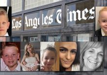 LA Times accused of 'blaming' Mexican cartel massacre victims by noting family's 'long history of violence'