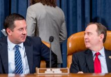 Nunes demands Schiff testify in private as 'fact witness' in impeachment inquiry