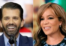 Donald Trump Jr. hits Sunny Hostin in Twitter feud: What's it like to get paid by network that 'protected' ...