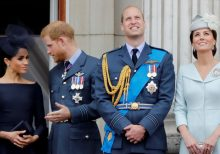 Meghan Markle didn't stand with Queen Elizabeth, Kate Middleton at Remembrance ceremony for this reason