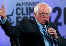 Bernie Sanders calls gun buybacks 'unconstitutional' at rally: It's 'essentially confiscation'