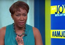 MSNBC's Joy Reid dismisses Thanksgiving as 'problematic' 'food holiday,' mocks Trump supporters