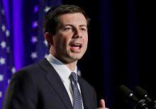 Buttigieg claims narrow Iowa lead amid primary surge: poll