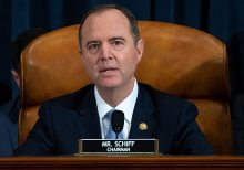 Schiff cuts off GOP congresswoman who brings up his 'parody' of Trump-Zelensky call