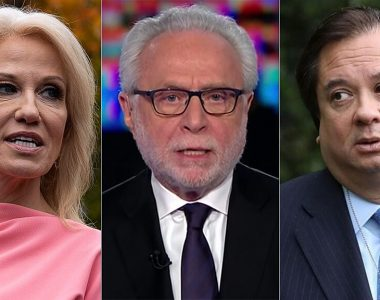 Kellyanne Conway slams CNN's Wolf Blitzer for bringing up her marriage: 'I'm embarrassed for you'