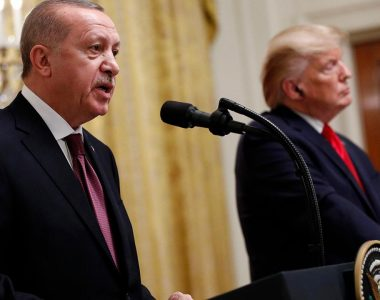 Lindsey Graham tears into Erdogan in tense White House meeting