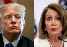 Pelosi warns Trump not to intimidate whistleblower: 'You're in my wheelhouse'