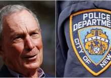 Bloomberg apologizes for stop-frisk anti-crime policy in church speech; police union hits back