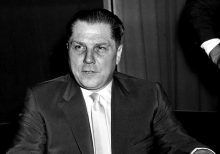 Eric Shawn: Mobster's son says he knows where Jimmy Hoffa is buried (and who killed him)