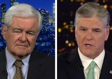 Newt Gingrich: Pelosi, Schiff and Democrats 'living out their fantasies' with impeachment inquiry