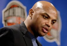 Reporter says Charles Barkley told her, 'I don't hit women but if I did I would hit you'