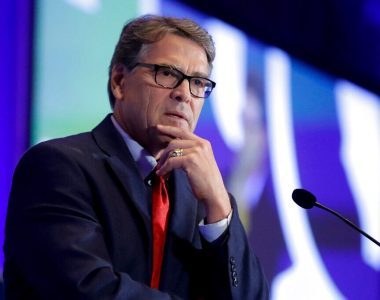Energy Secretary Rick Perry: 'Not once was the name Burisma mentioned to me'