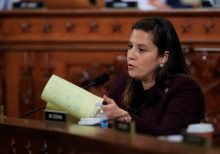 Elise Stefanik says Democrats' 'crumbling' impeachment inquiry 'reeks of political desperation'