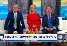 Trump dismisses rumors he had a health scare: 'Fake, disgusting news'