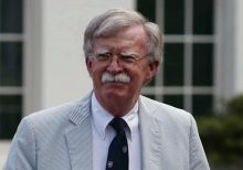 Bolton returns to Twitter after resignation, teases 'backstory' in mysterious post
