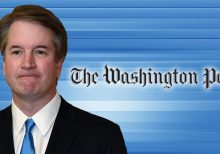 Washington Post editor's Brett Kavanaugh book called 'flat-wrong,' 'ridiculous'