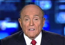 Rudy Giuliani says he's not afraid of being indicted, labels Joe Biden a 'liar'
