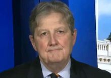 Sen. John Kennedy slams Pelosi for using impeachment as a 'routine political weapon'