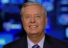 Graham says he loves Joe Biden 'as a person,' but Hunter Biden's Burisma work 'doesn't pass the smell test'