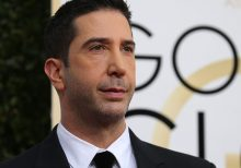 'Friends' actor David Schwimmer dating woman 24 years his junior after split from wife: report