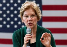 Warren in polling freefall as 'Medicare-for-all' comes under fire