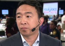 Andrew Yang accused of firing woman from tutoring company after she complained about pay disparity