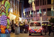 Three injured in Netherlands stabbing, police say